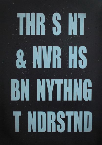 NFRMTN WNTS T B FR (2013) by Plastique Fantastique